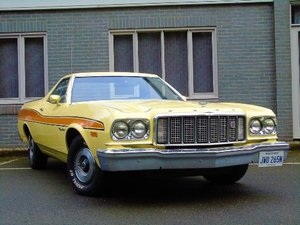 Picture of 1975 Ford Ranchero LIMITED IDITION GT TORINO ONE OF A FEW 5.8 For Sale