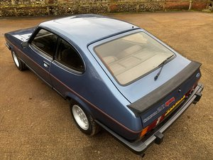 Picture of nicely restored 1984/B Ford Capri 2.8 injection For Sale