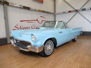 Picture of 1957 Ford Thunderbird Convertible '57 Hardtop/Automatic/Airco For Sale
