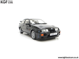 Picture of 1987 A Factory Original Ford Sierra RS500 Cosworth, 21,523 Miles SOLD