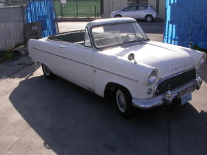 Picture of 1958 LHD HIGHLINE CONVERTIBLE ON THE BUTTON For Sale