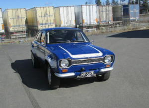 Picture of 1969 Ford Escort Rally Car For Sale
