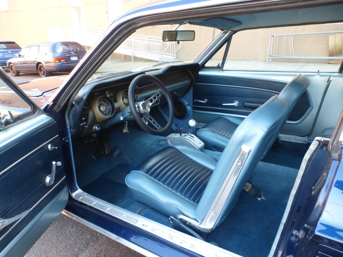 1967 Ford Mustang 289 V8 Extremely Presentable For Sale (picture 8 of 12)