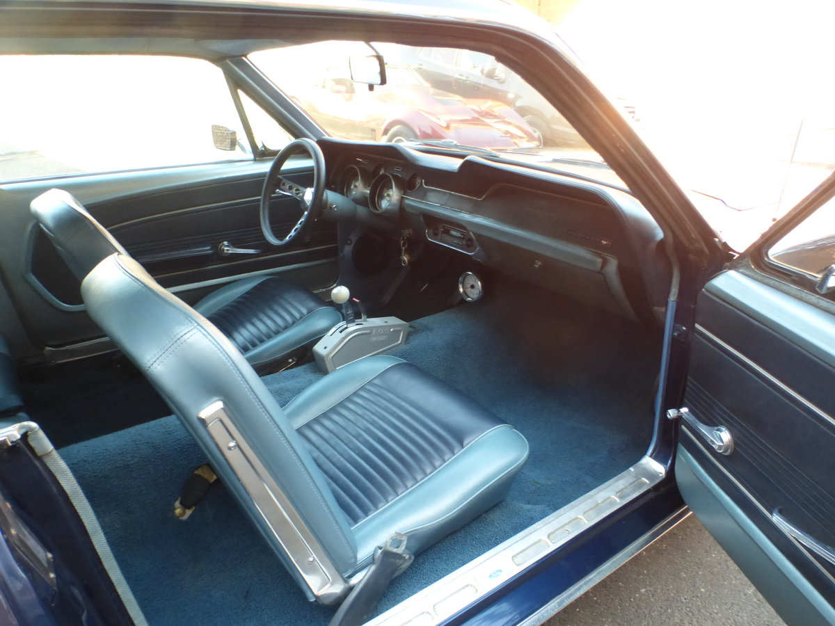 1967 Ford Mustang 289 V8 Extremely Presentable For Sale (picture 9 of 12)