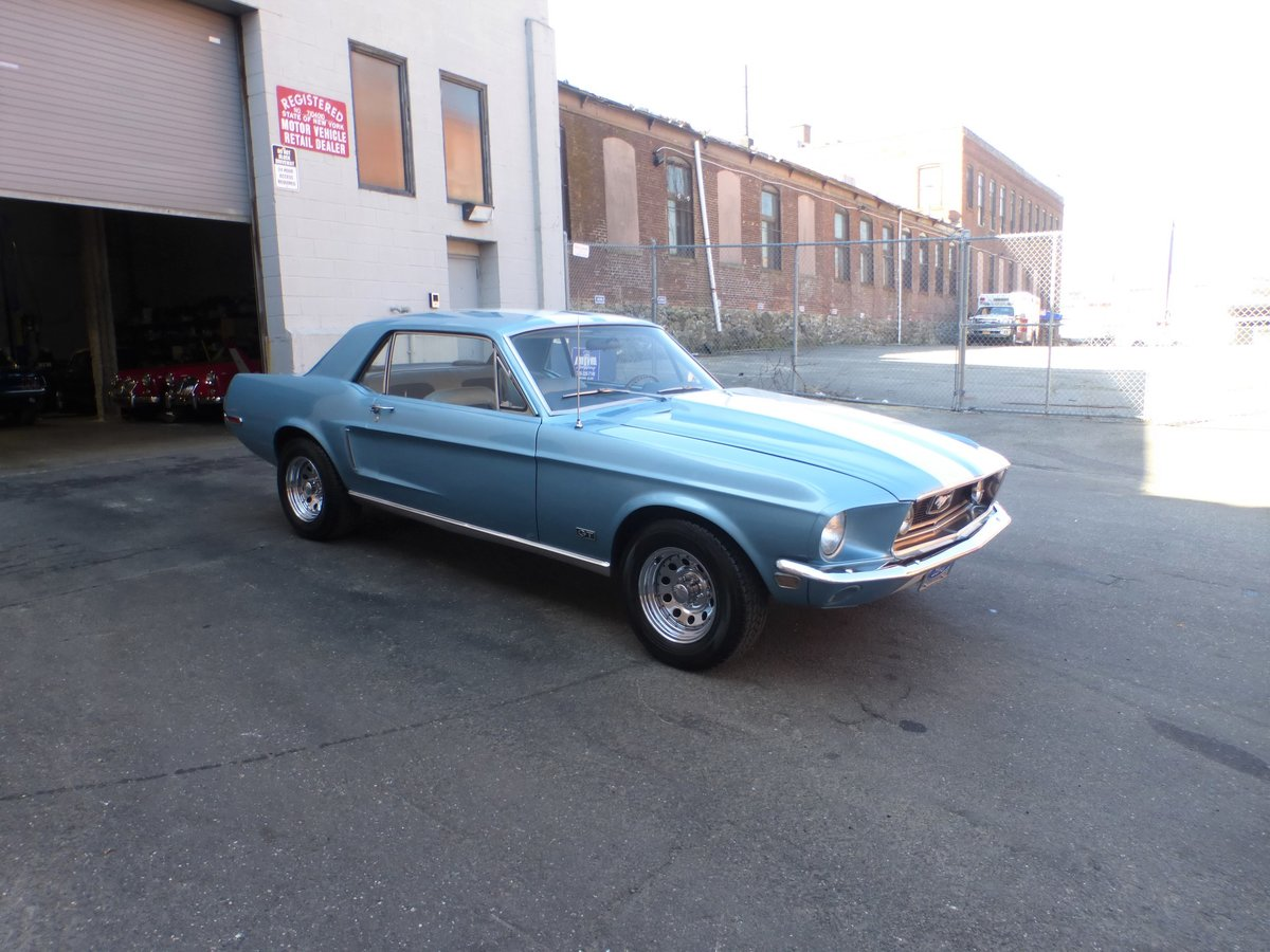 1968 Ford Mustang 289 V8 Very Presentable For Sale (picture 1 of 12)