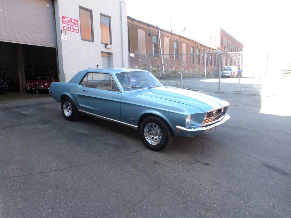 1968 Ford Mustang 289 V8 Very Presentable For Sale (picture 6 of 12)