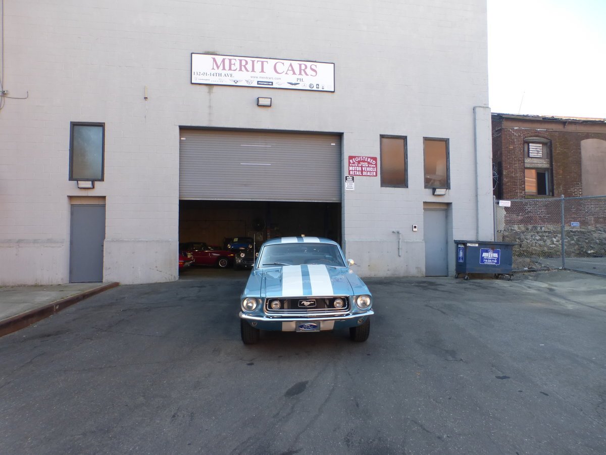 1968 Ford Mustang 289 V8 Very Presentable For Sale (picture 7 of 12)
