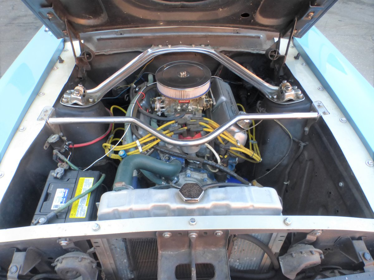 1968 Ford Mustang 289 V8 Very Presentable For Sale (picture 11 of 12)