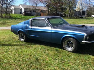 Picture of 1968 Ford Mustang Fastback, J code V8 For Sale