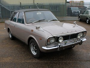 Picture of 1970 Ford Cortina 1600E MKII at ACA 1st and 2nd May For Sale by Auction