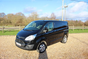 Picture of 2017 17 FORD TRANSIT CUSTOM 2.0 270 LIMITED 129 BHP SHB For Sale