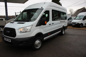 Picture of 2015 65 FORD TRANSIT 2.2 460 HR BUS 18 SEATS For Sale