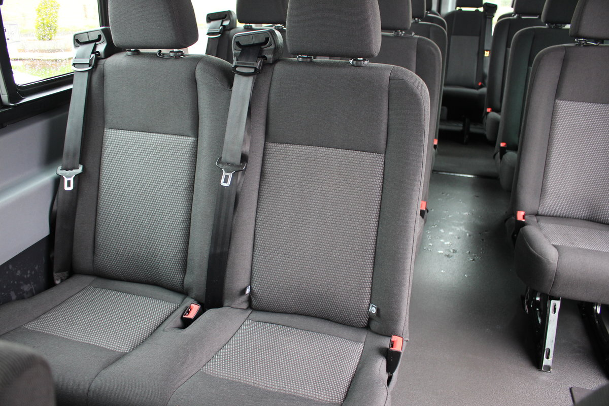 2015 65 FORD TRANSIT 2.2 460 HR BUS 18 SEATS For Sale (picture 9 of 12)