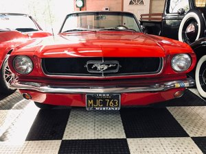 Picture of 1965 Mustang Convertible Excellent Condition Matching #s For Sale