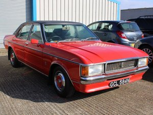 Picture of 1974 Ford Granada MKI 3000 Auto at ACA 1st and 2nd May For Sale by Auction