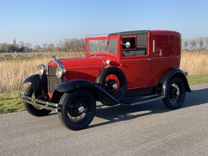 Picture of Ford Model A Town Car Delivery 1931 For Sale