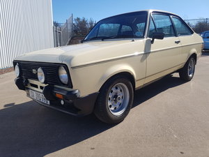 Picture of 1981 Ford Escort 1600 Sport For Sale