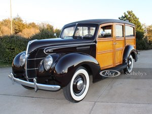 Picture of 1939 Ford V-8 Standard Station Wagon  For Sale by Auction