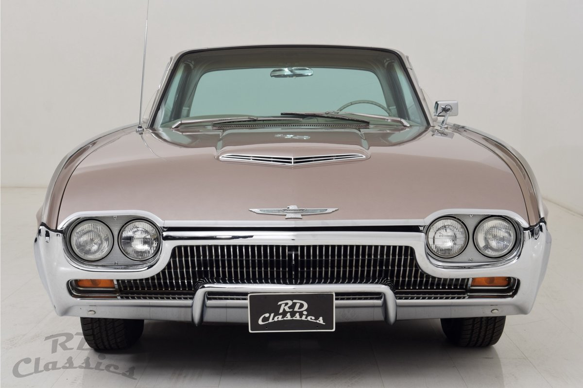 1963 Ford Thunderbird Coupe For Sale (picture 2 of 12)