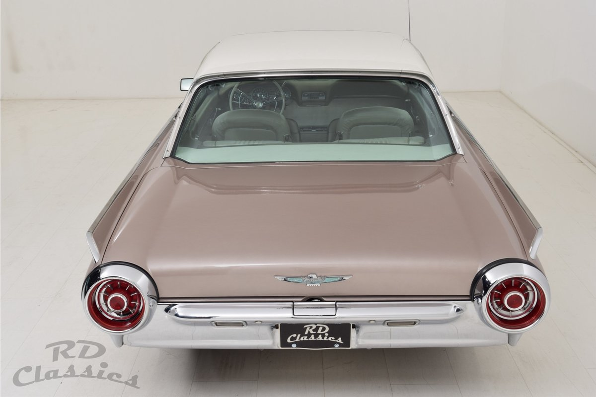 1963 Ford Thunderbird Coupe For Sale (picture 6 of 12)
