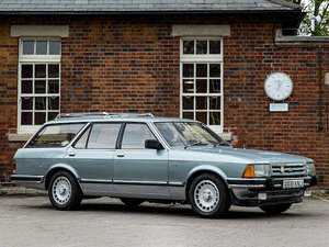 Picture of 1985 Ford Granada 2.8 Ghia X Facelift For Sale by Auction