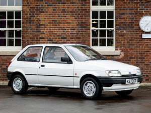 Picture of 1992 Ford Fiesta 1.1 For Sale by Auction