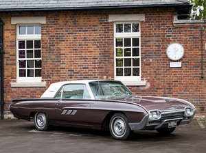 Picture of 1963 Ford Thunderbird Coupe For Sale by Auction