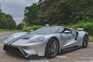 Picture of 2018 Ford GT For Sale by Auction