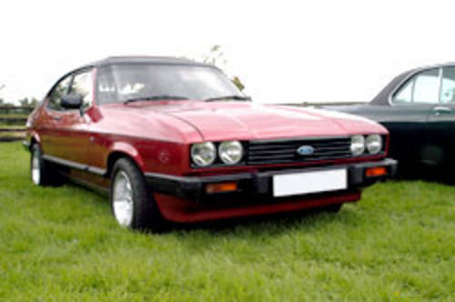 1979 Ford Capri 3.0 Ghia For Hire (picture 1 of 1)
