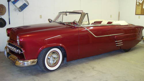 1954 Ford Sunliner Custom Convertible For Sale (picture 1 of 6)