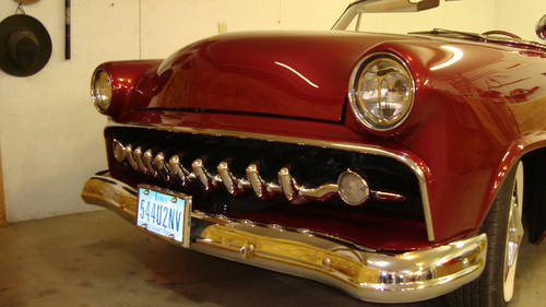 1954 Ford Sunliner Custom Convertible For Sale (picture 2 of 6)