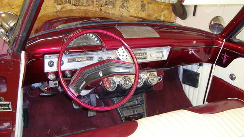 1954 Ford Sunliner Custom Convertible For Sale (picture 3 of 6)