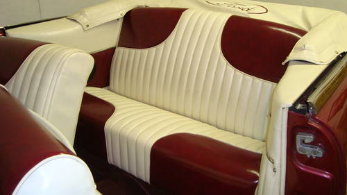 1954 Ford Sunliner Custom Convertible For Sale (picture 5 of 6)