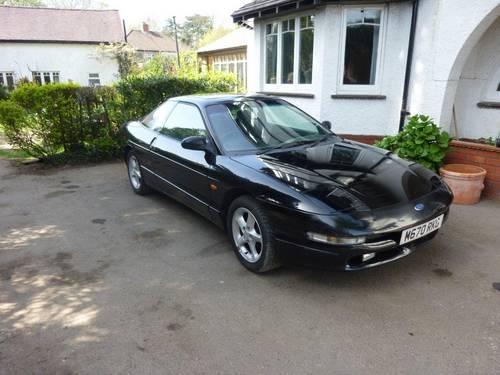 1995 ford probe 24v v6 2 5l black sold car and classic. Black Bedroom Furniture Sets. Home Design Ideas