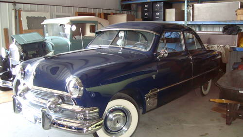 1951 Ford Deluxe 2DR For Sale (picture 1 of 6)