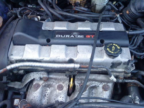 FOCUS  ST170  ENGINE & GEARBOX For Sale (picture 1 of 4)