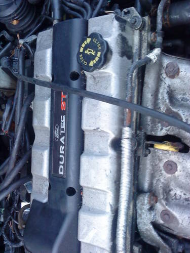 FOCUS  ST170  ENGINE & GEARBOX For Sale (picture 2 of 4)