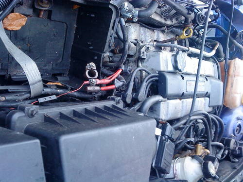 FOCUS  ST170  ENGINE & GEARBOX For Sale (picture 3 of 4)