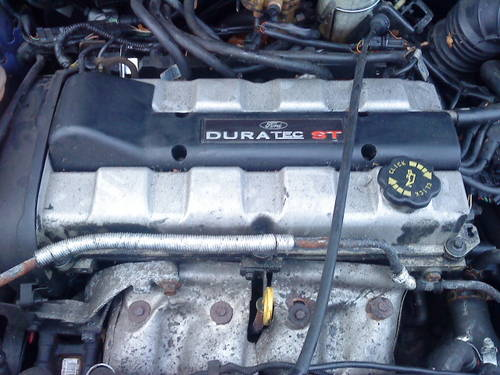 FOCUS  ST170  ENGINE & GEARBOX For Sale (picture 4 of 4)