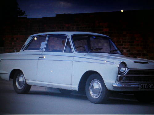1964 wanted ford cortina mk1 2 door/ standard/ gt/  or lotus/  Wanted (picture 1 of 2)
