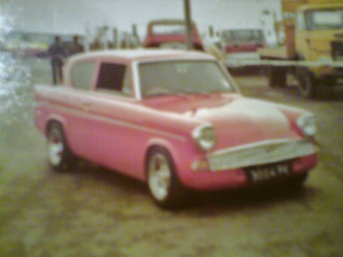1966 where is my old anglia 105E  reg/ 3864 pk Wanted (picture 2 of 2)