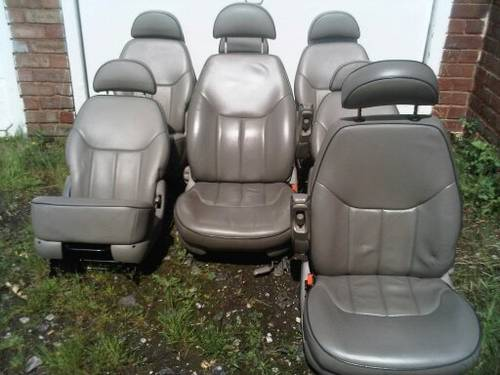 Ford Galaxy Ghia full leather interior For Sale (picture 1 of 5)