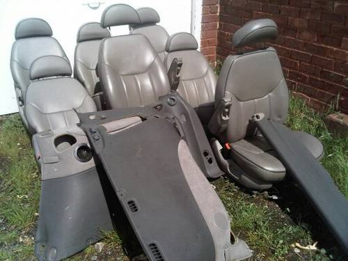 Ford Galaxy Ghia full leather interior For Sale (picture 2 of 5)