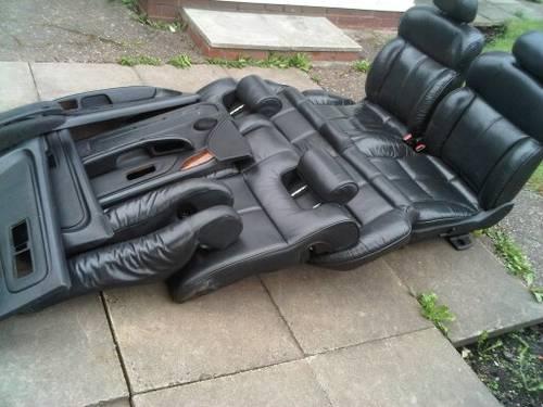 MK3 Granada Scoprio  Estate Full Leather Interior For Sale (picture 1 of 6)