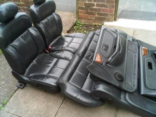 MK3 Granada Scoprio  Estate Full Leather Interior For Sale (picture 2 of 6)
