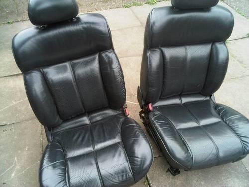 MK3 Granada Scoprio  Estate Full Leather Interior For Sale (picture 3 of 6)