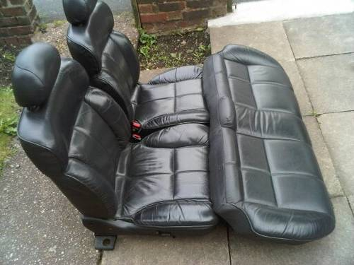 MK3 Granada Scoprio  Estate Full Leather Interior For Sale (picture 4 of 6)