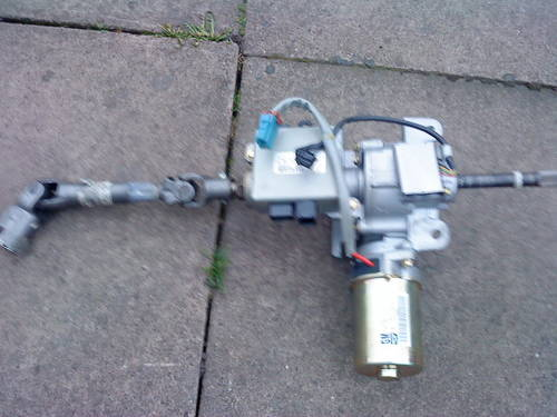ELECTRIC POWER STEERING UNIT - FOR RALLY CAR For Sale (picture 1 of 6)