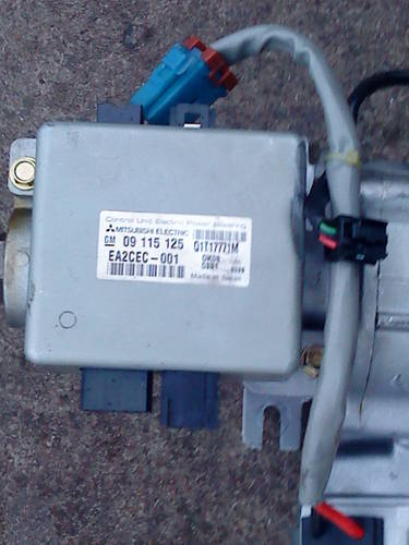ELECTRIC POWER STEERING UNIT - FOR RALLY CAR For Sale (picture 4 of 6)