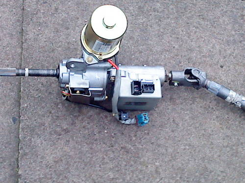 ELECTRIC POWER STEERING UNIT - FOR RALLY CAR For Sale (picture 5 of 6)